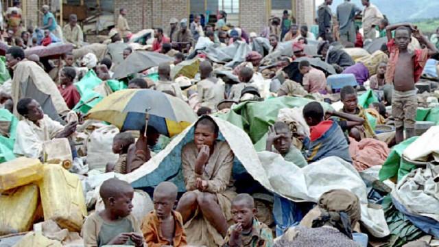 RWANDA-REFUGEES