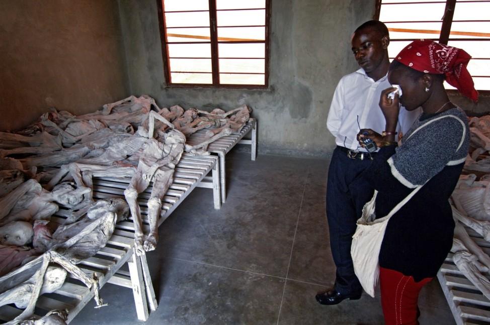 Völkermord an den Tutsi in Ruanda 1994