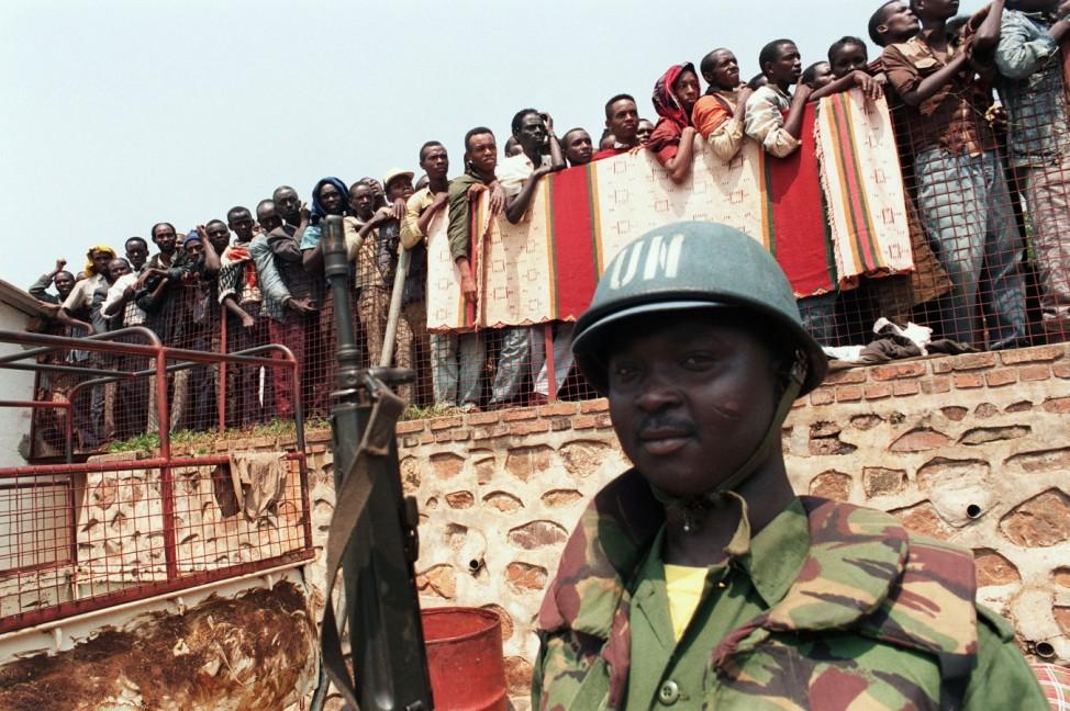 Genozid in Ruanda 1994 Völkermord