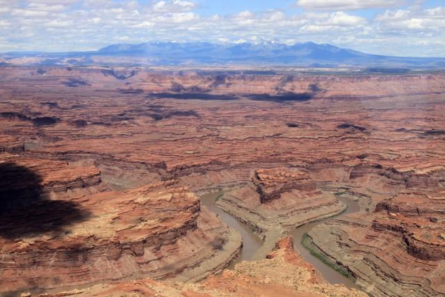 Cataract Canyon in Utah: Eine Wildwasserfahrt in der Wüste