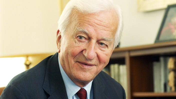 Ehemaliger Bundespräsident: Richard von Weizsäcker