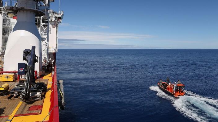 Suchteam Ocean Shield Malaysian Airlines Flug MH370