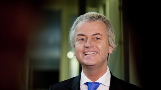 Strafanzeigen gegen Wilders