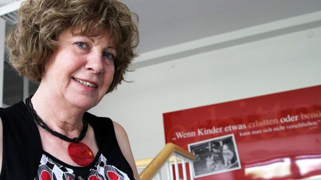 Weichs: Engagiert sich mit viel Herzblut für die Nachkriegszeit in Dachau und Zeitzeugen, die den Holocaust überlebten: Anna Andlauer aus Weichs.