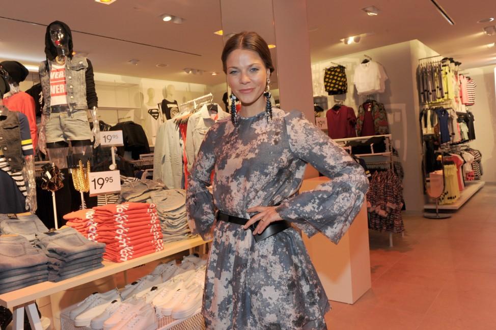 Eröffnung von H&M in München