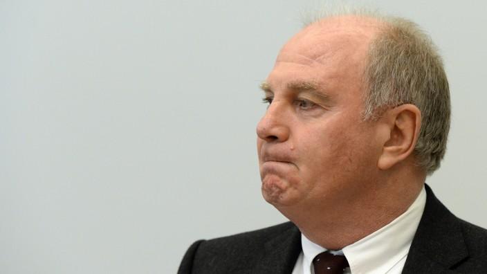 Vierter Verhandlungstag gegen Uli Hoeneß