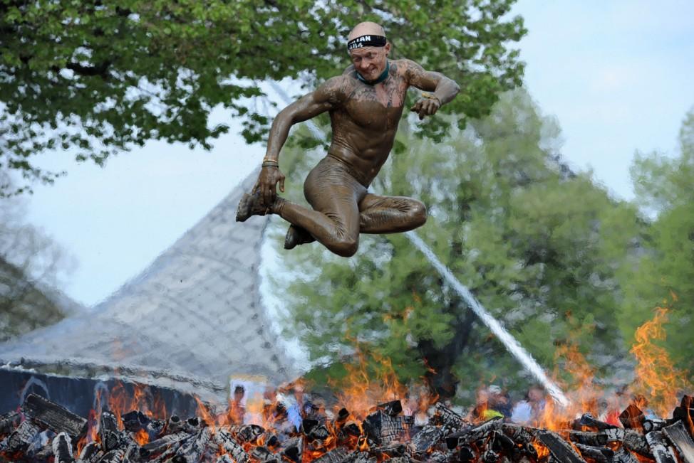 'Spartan Race' in München