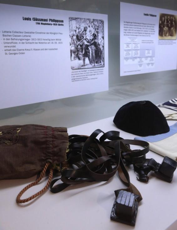 Ausstellung 'Jüdische Soldaten im Ersten Weltkrieg'