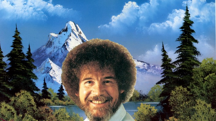 Bob Ross - The Joy of Painting; Bob Ross
