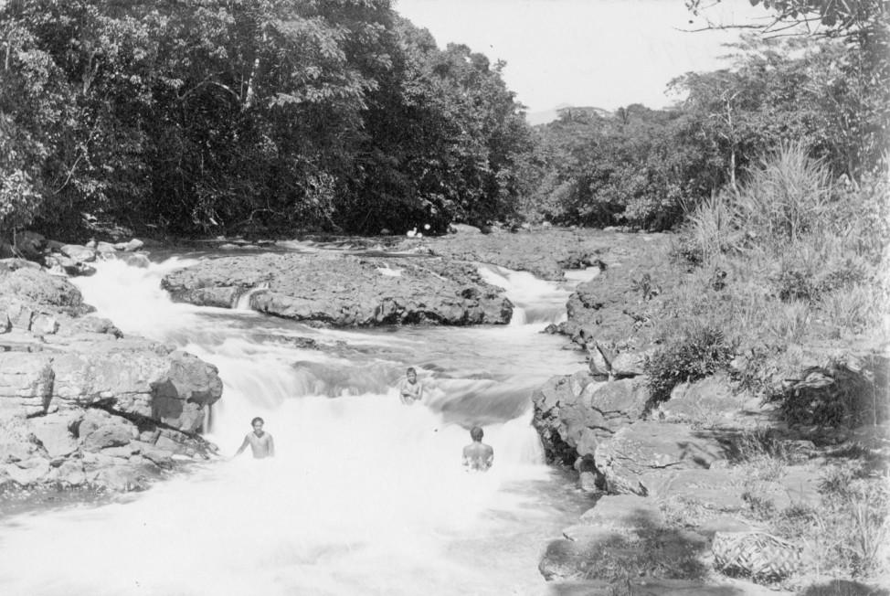 Deutsche Kolonie Samoa, 1903