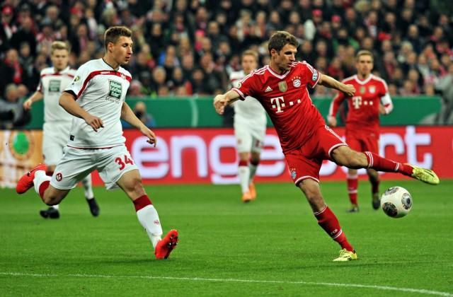 FC Bayern München - 1. FC Kaiserslautern