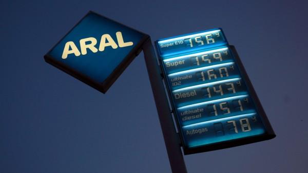 Aral Tankstelle in Köln