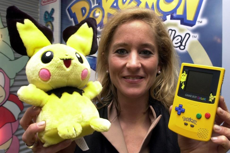 Spielwarenmesse Pokemon
