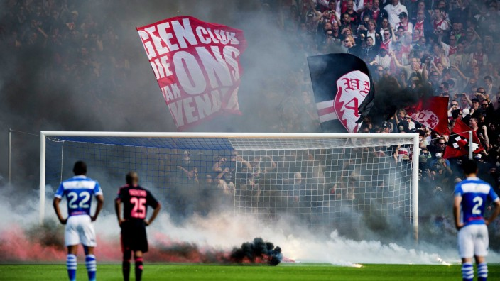 FInal: Ajax Amsterdam vs PEC Zwolle
