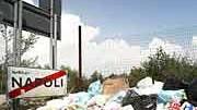 Müll Neapel, dpa