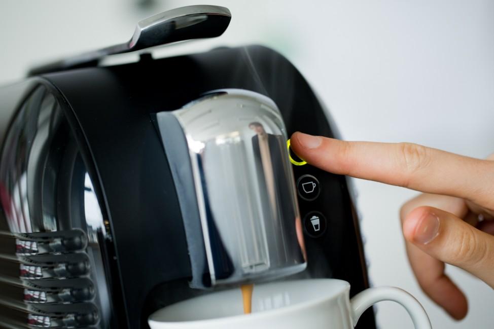Kaffee-Kapselsystem 'Expressi'