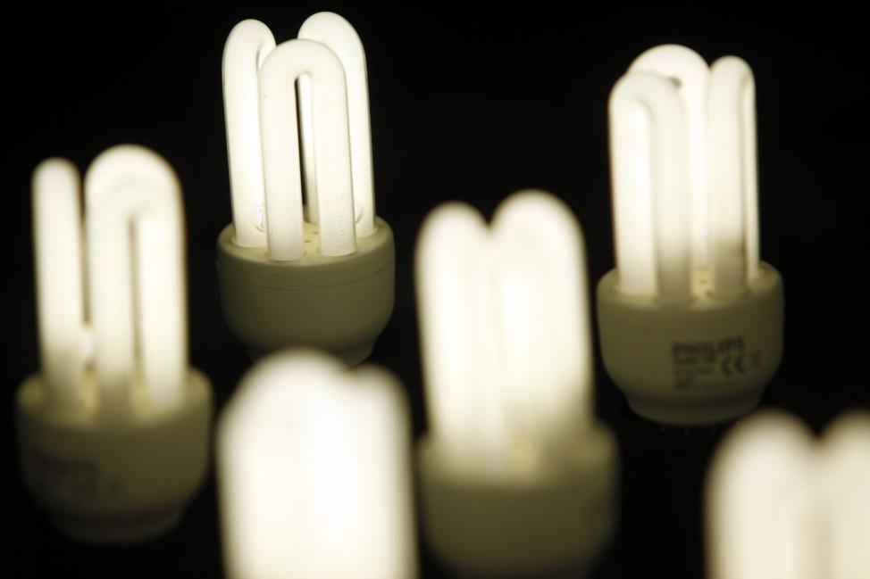 Gift in Energiesparlampen