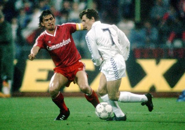 FC Bayern München, Real Madrid, 1987, Klaus Augenthaler, Emilio Butragueno