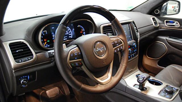 Jeep Grand Cherokee Innenraum