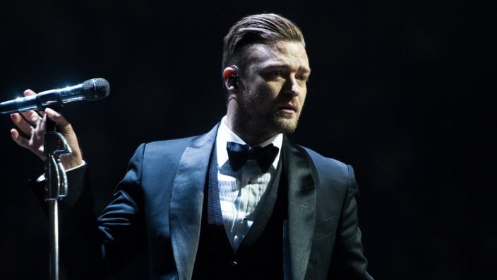 Justin Timberlake in Köln
