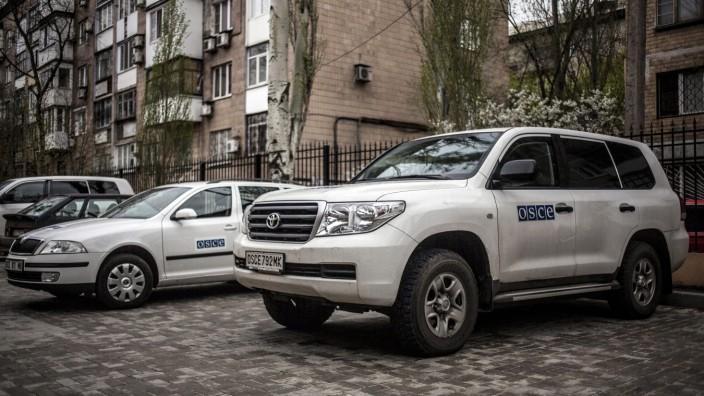 OSZE in der Ukraine