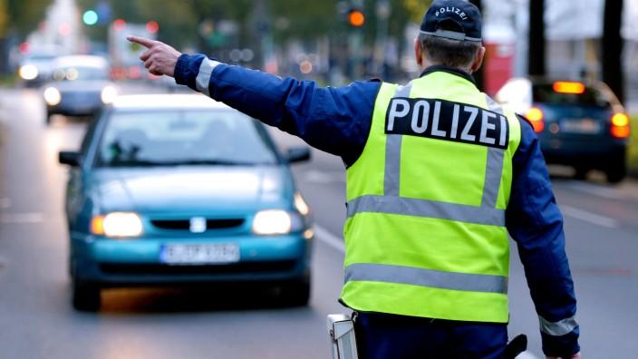 Bußgeldkatalog Verkehrskontrolle Flensburg