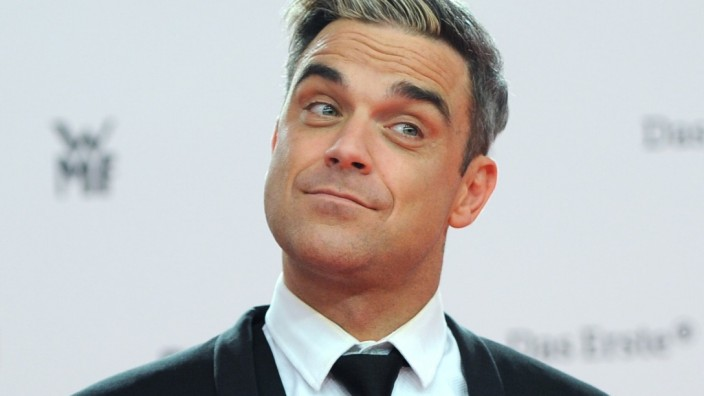 Robbie Williams Vater