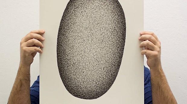 Künstler Ignacio Uriarte: Ein Selbstportrait in Spuren: der Künstler Ignacio Uriarte