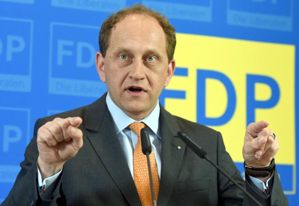 FDP nach Präsidiumssitzung