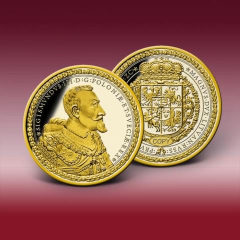 100 Gold-Dukaten 1621 Sigismund III, Polen