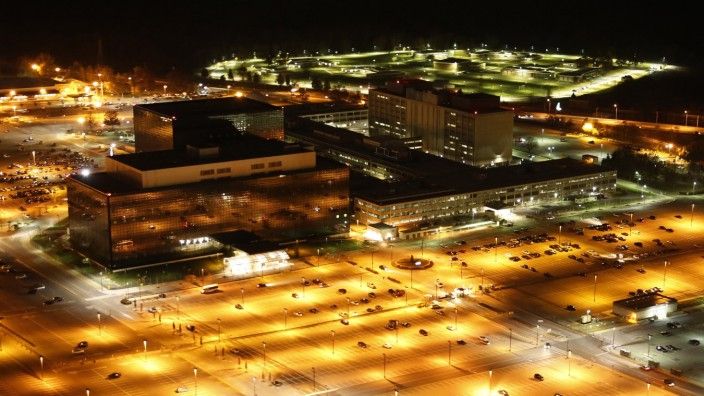 Zentrale der National Security Agency (NSA)
