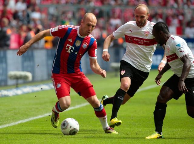 Bayern Muenchen v VfB Stuttgart - Bundesliga
