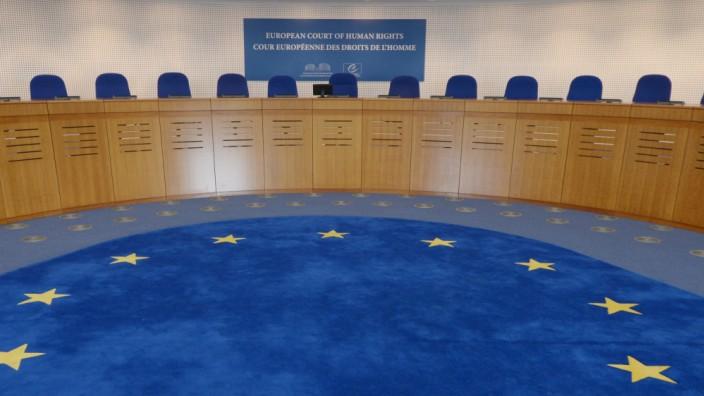 Europäischer Gerichtshof für Menschenrechte