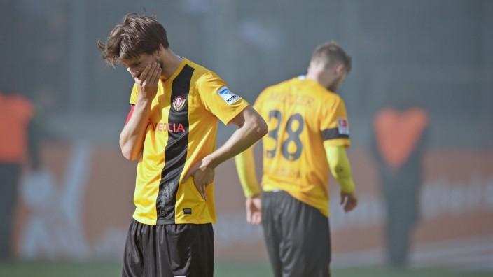 Dynamo Dresden v Arminia Bielefeld - 2. Bundesliga