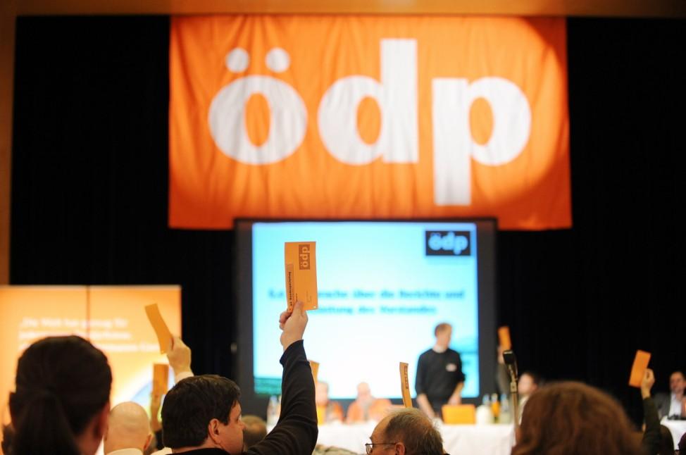 Bundesparteitag der ÖDP