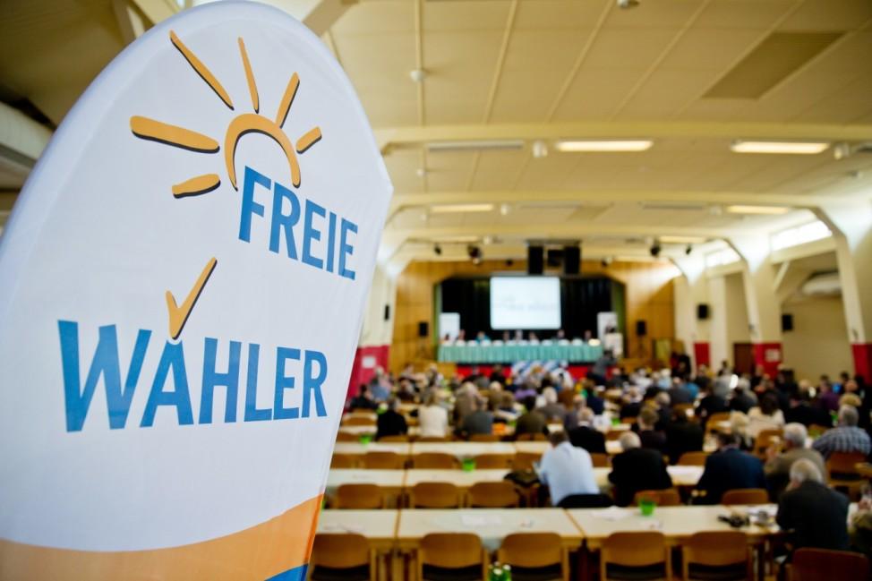 Bundesparteitag der Freien Wähler