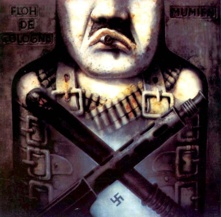 H.R. Giger - Floh de Cologne