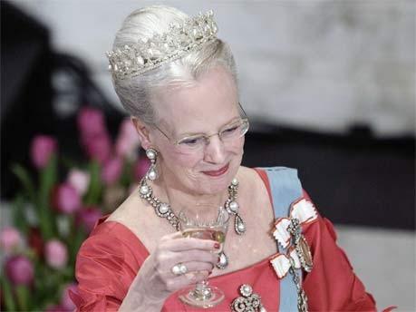 Margrethe II, Reuters
