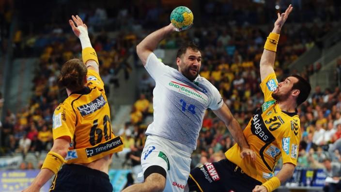 Rhein Neckar Loewen v HSV Handball - DKB HBL