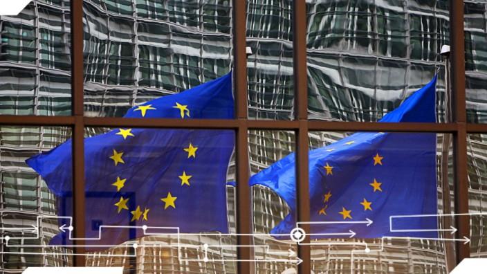 EU-Gebäude in Brüssel: Wer regiert hier wirklich?