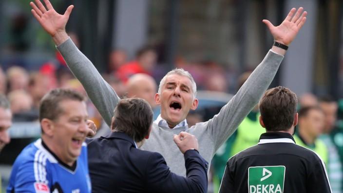 SpVgg Greuther Fürth - Hamburger SV