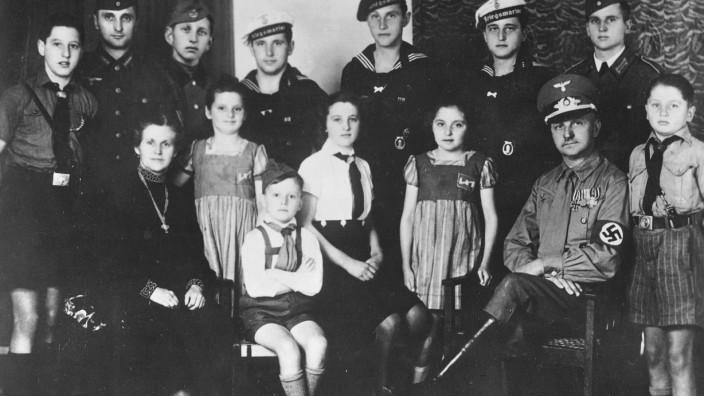 Kinderreiche Familie, 1943
