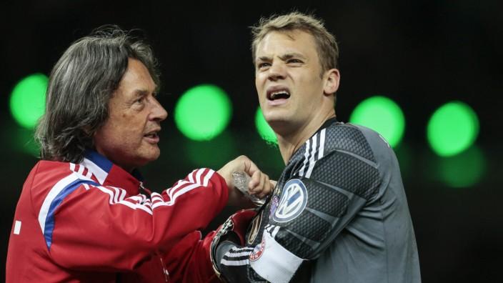 Manuel Neuer FC Bayern Fußball-WM