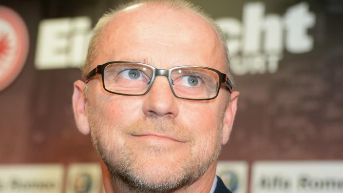 Eintracht Frankfurt Presents New Head Coach Thomas Schaaf
