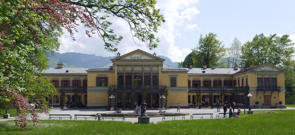 Kaiservilla in Bad Ischl