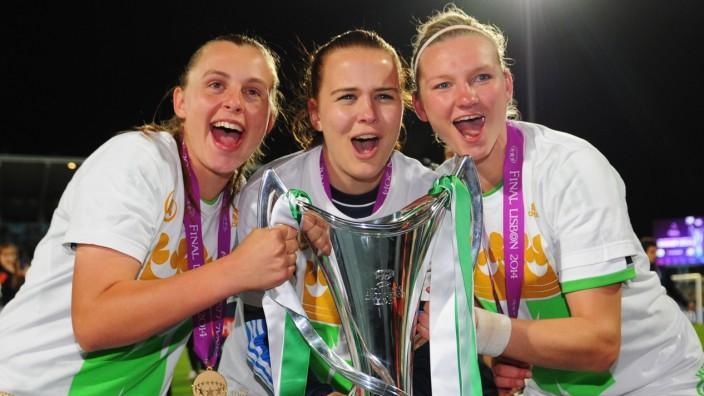 Tyreso FF v Wolfsburg - UEFA Women's Champions Final