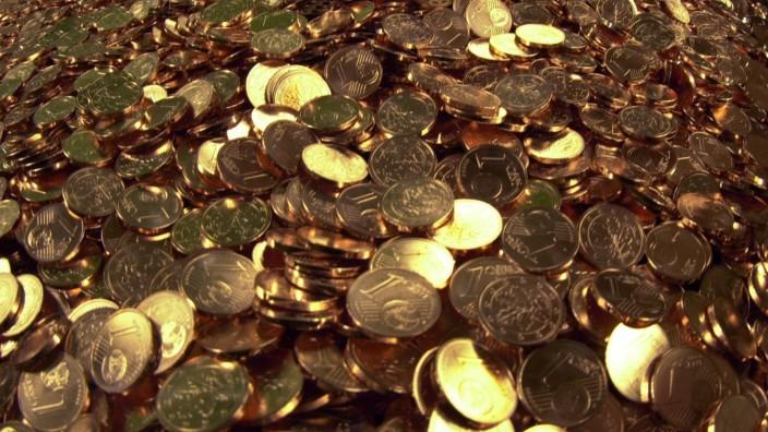 Euro - Münzen