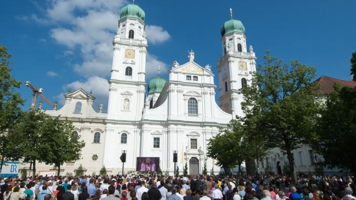 Bischofsweihe in Passau
