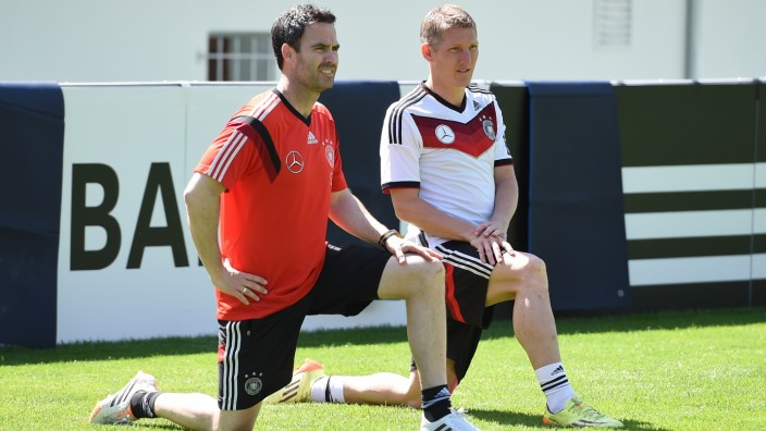 Germany - 2014 FIFA World Cup Training Camp in Italy - Day 3