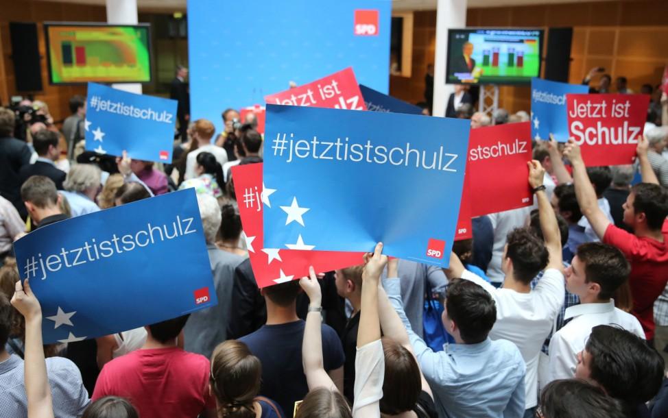 Europawahl 2014 in Deutschland - SPD